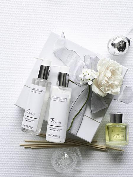 Benjamin edwards the white company the white company flowers hand wash hand nail cream and room fragence mightylinksfo